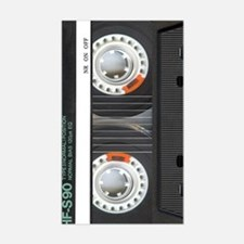 Retro Cassette Tape Decal