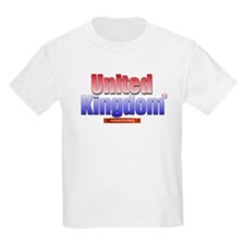 United Kingdom Kids T-Shirt