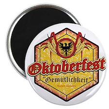 Oktoberfest Octogon Magnet