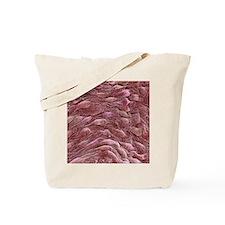 Blood vessel endothelium, SEM Tote Bag