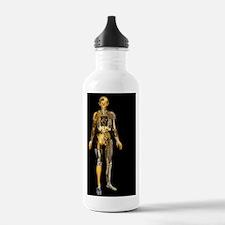 Body imaging Water Bottle