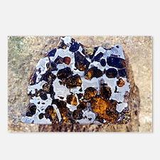 Brahin meteorite, 1810 Postcards (Package of 8)