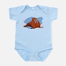 Waldo the Walrus - Infant Creeper