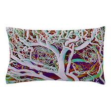 Blood vessels, SEM Pillow Case