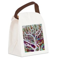 Blood vessels, SEM Canvas Lunch Bag