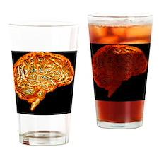 Brain Drinking Glass