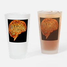 Brain Drinking Glass
