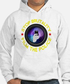 Film The Police Black Hoodie