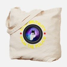 Film The Police Black Tote Bag