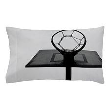 Basketball hoop. Pillow Case