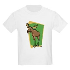 Melvin the Moose - Kids T-Shirt