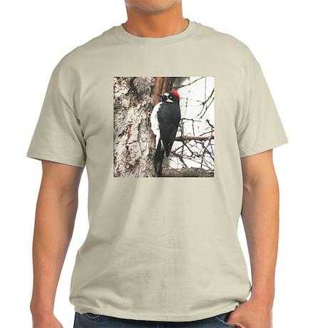 Calif. Redhead Woodpecker Light T-Shirt