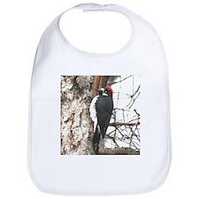 Calif. Redhead Woodpecker Bib