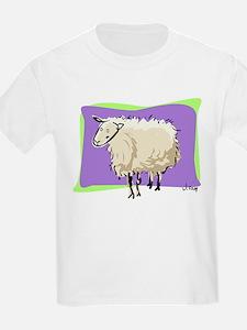 Wooly Winifred - Kids T-Shirt