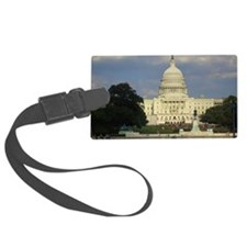 The White House Luggage Tag