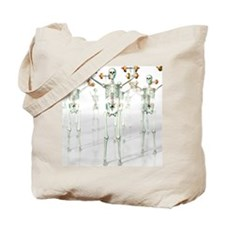 Bone strength Tote Bag