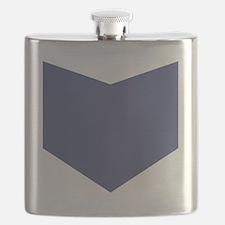 Hawkeye Marvel Shirt Flask
