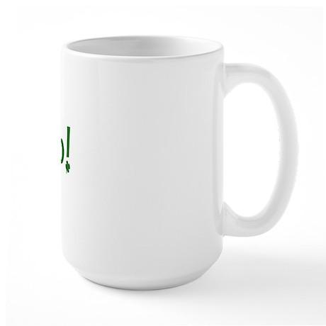 O'Snap! Large Mug