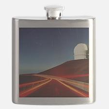 Canada-France-Hawaii telescope Flask