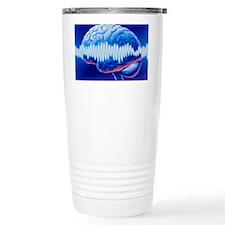 Brainwaves Travel Mug