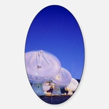 Caltech millimetre telescopes, Owen Decal