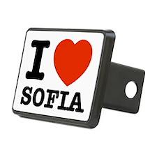 I LOVE Sofia Hitch Cover