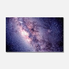 Central Milky Way Car Magnet 20 x 12