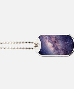 Central Milky Way Dog Tags