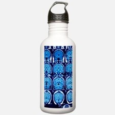 Brain scans, MRI scans Water Bottle