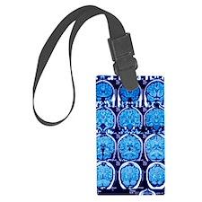 Brain scans, MRI scans Luggage Tag
