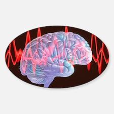 Brainwaves Decal
