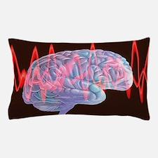Brainwaves Pillow Case
