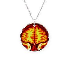 Brain, MRI scan Necklace