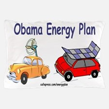 Obama Energy Plan Pillow Case