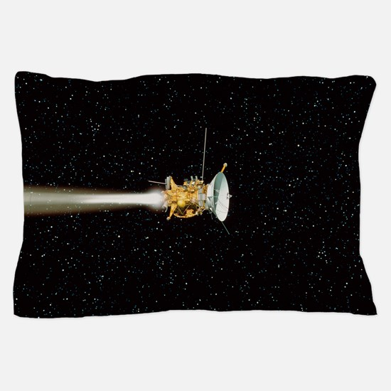 Cassini spacecraft Pillow Case