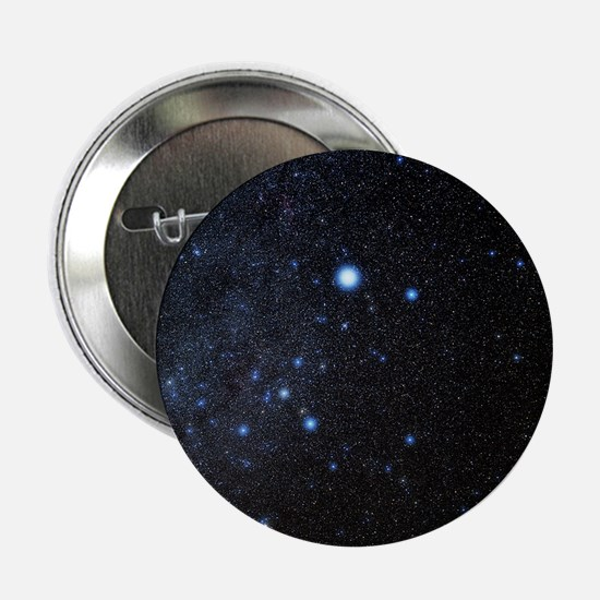 """Canis Major constellation 2.25"""" Button"""