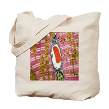 Cardiac muscle and capillary, TEM Tote Bag