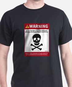 Warning: Entropy T-Shirt