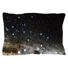 Centaurus and Crux constellations Pillow Case