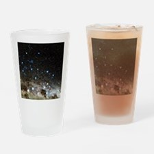 Centaurus and Crux constellations Drinking Glass