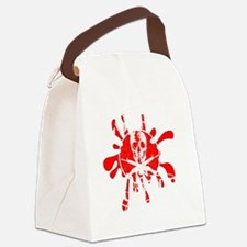 Zombie Hunter Canvas Lunch Bag
