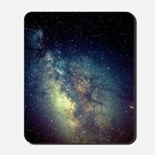 Central region of the Milky Way Mousepad