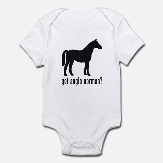 Anglo Norman Infant Bodysuit