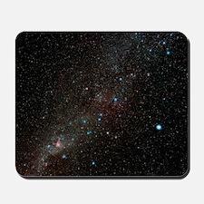 Carina constellation Mousepad