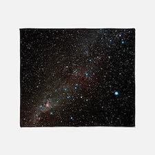 Carina constellation Throw Blanket