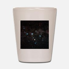Cassiopeia constellation Shot Glass