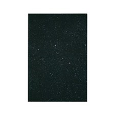 Cassiopeia constellation Rectangle Magnet