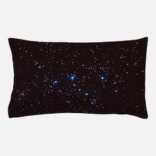 Cassiopeia constellation Pillow Case