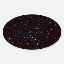 Cassiopeia constellation Decal