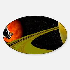 Cassini spacecraft Decal